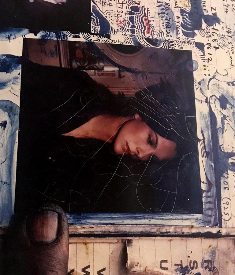 Paradise Lost, Photography, Double Sided, Black and White, Color, Signed For Sale 6