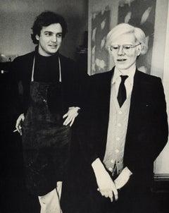 Andy Warhol Jamie Wyeth Portraits of Each Other (museum program)