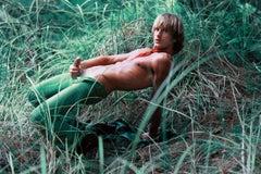 Self Portrait in Green Pants