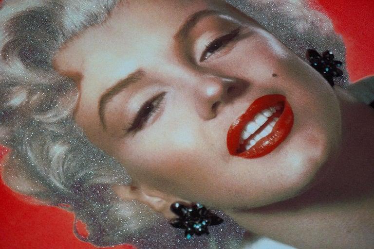 Peter Blake, Marilyn - Diamond Dust, (2010) For Sale 1