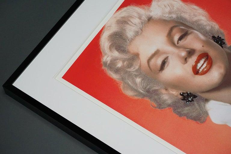 Peter Blake, Marilyn - Diamond Dust, (2010) For Sale 3