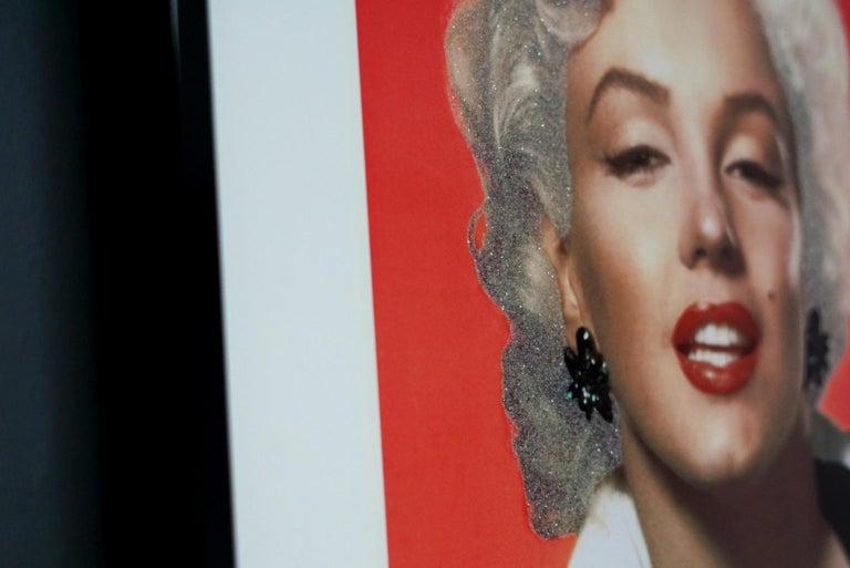 Peter Blake, Marilyn - Diamond Dust, (2010) For Sale 5
