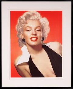 Peter Blake, Marilyn Monroe with Diamond Dust (2010)