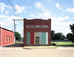 North Texas: Drummond Lumber, Co, Paducah, TX