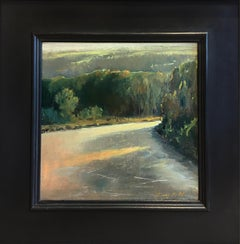 Animas Afternoon (river, reflections, lush landscape)