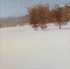 Winter Silence (landscape, winter, snow, field)