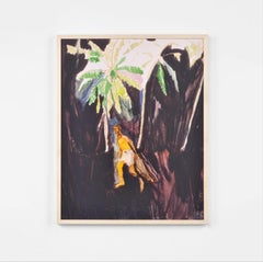 Fisherman- Peter Doig, Contemporary, 21st Century, Pigment Print, Magic Realism