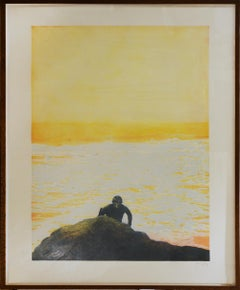 Peter Doig, Surfer, 2001