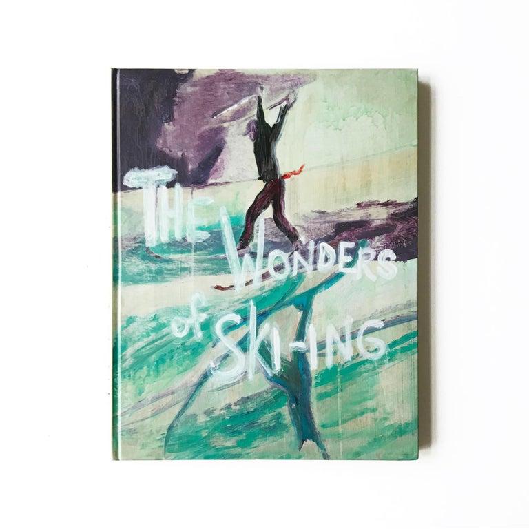 The Wonders of Ski-ing - Print by Peter Doig
