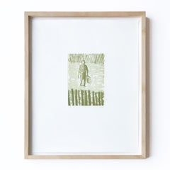 Untitled (from Blizzard '77), Etching and Aquatint, 1997, Contemporary Art