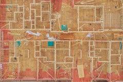 """Construction Site, Decatur, GA 11"" - Aerial Landscape Photography - Ansel Adams"