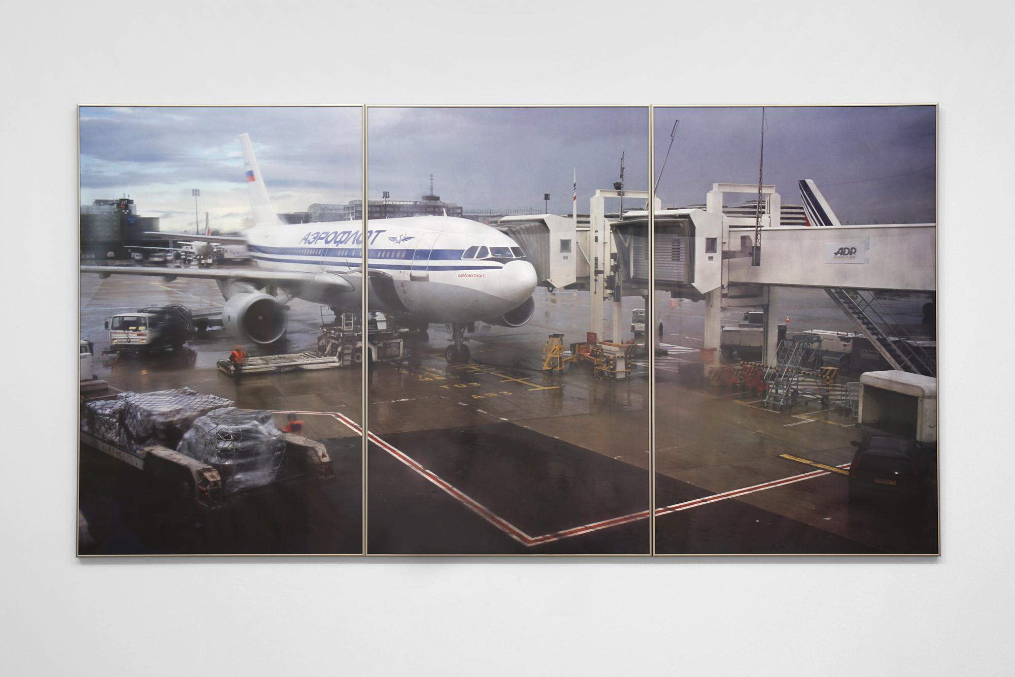 Untitled (Airport Paris)
