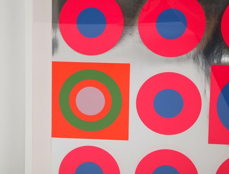 Peter Gee Pop Art Silkscreen For Sale 1