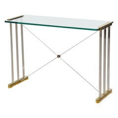Peter Ghyczy Console Table Holland, 1980