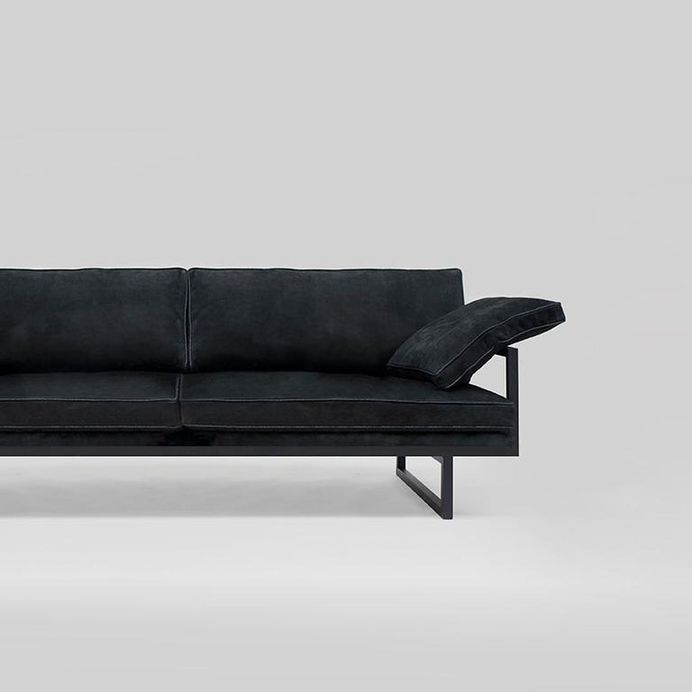 Armchair designed by Peter Ghyczy.