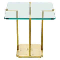 Peter Ghyczy Side Table, Holland, 1985