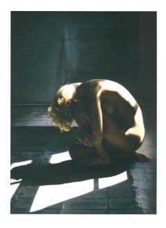 "Peter Handel - ""Ute 1"" - giclée print - nude - signed"