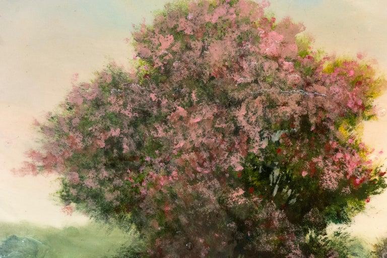 Azalea - Painting by Peter Hoffer