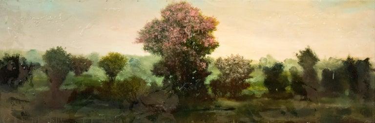 Peter Hoffer Landscape Painting - Azalea