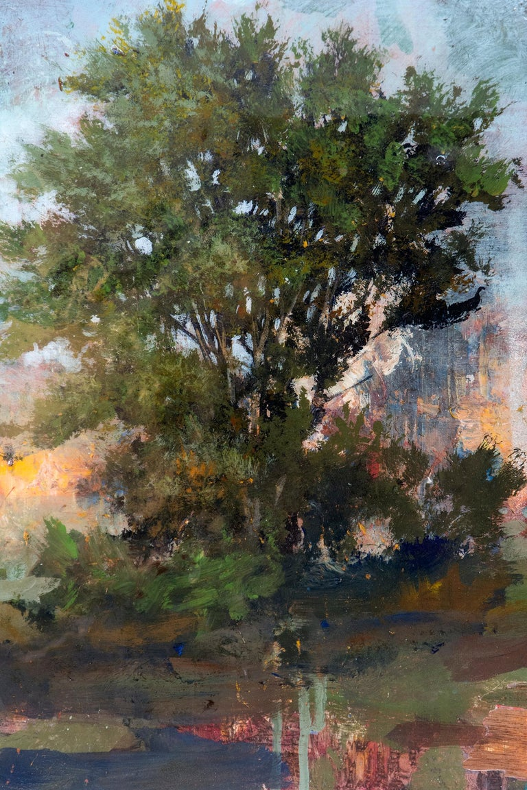 Constable - Painting by Peter Hoffer