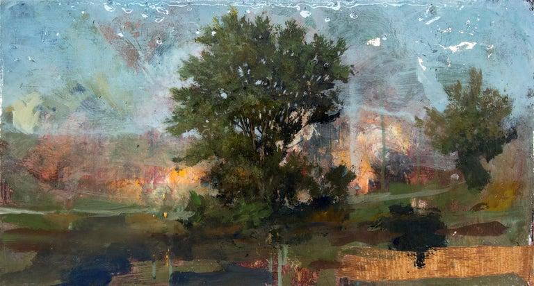 Peter Hoffer Landscape Painting - Constable