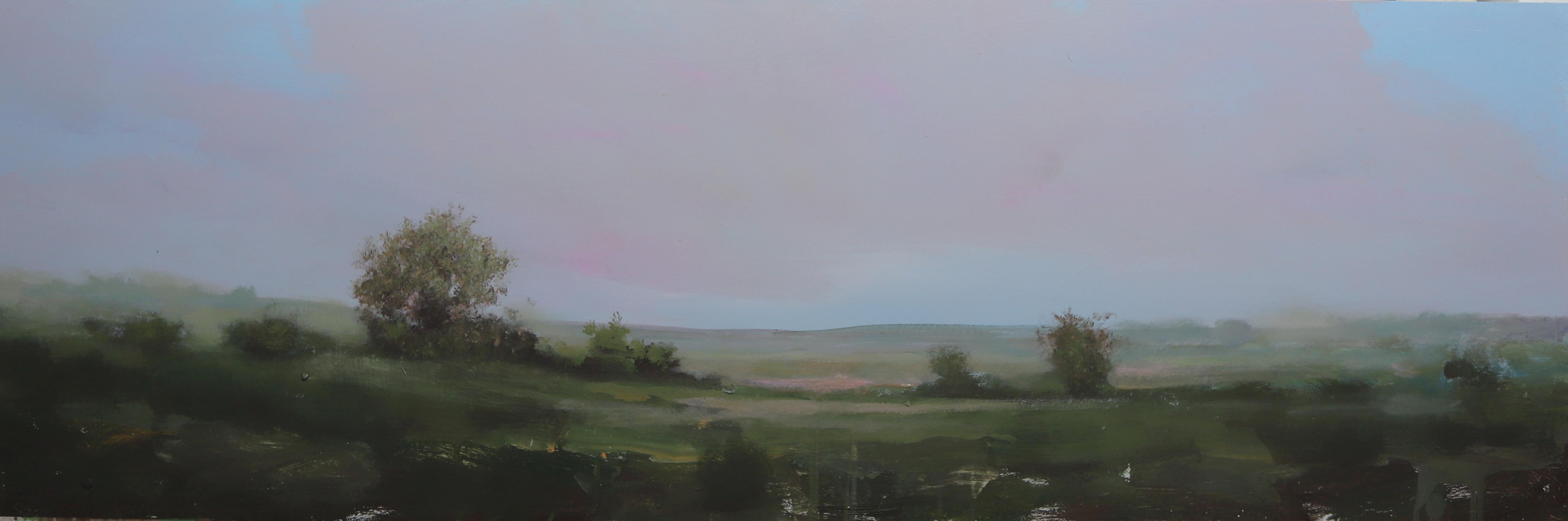 ''Pastoral 20.1'' Contemporary Canadian Landscape Painting