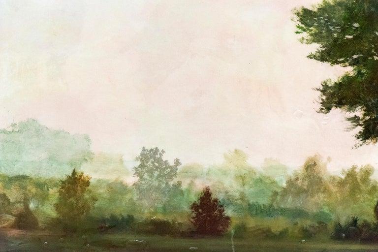 Solstice - Painting by Peter Hoffer
