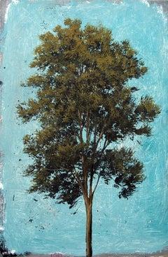 Tree With Aqua