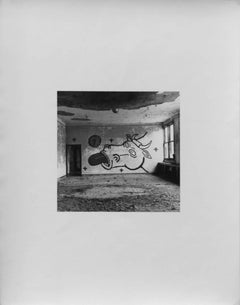 David Wojnarowicz's Wall Drawing at Pier 34