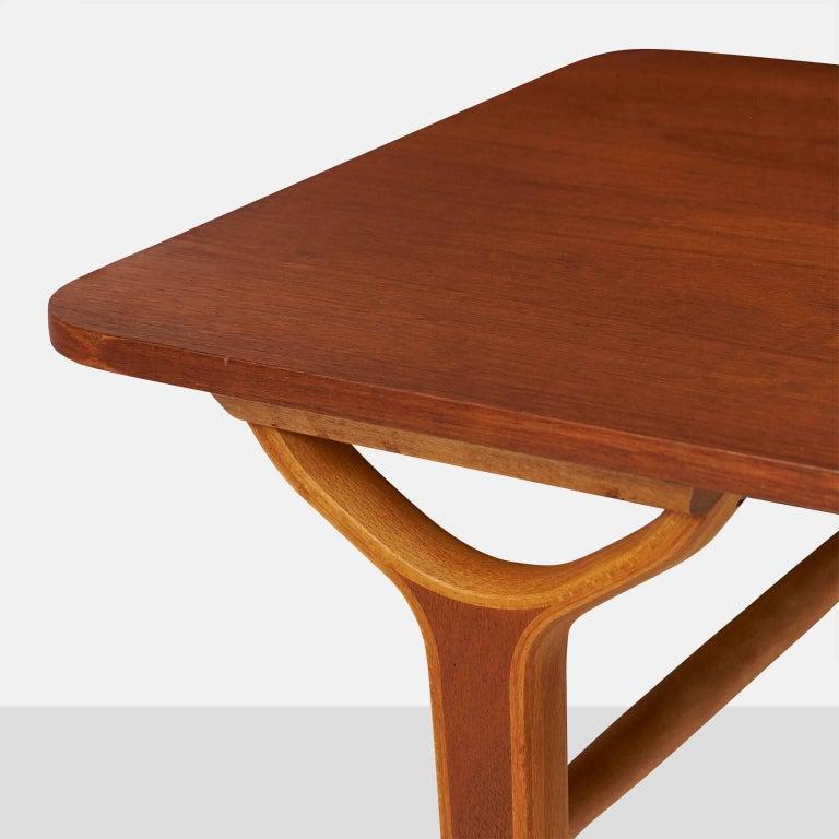 20th Century Peter Hvidt & Orla Molgaard Nielsen AX Series Side Tables For Sale