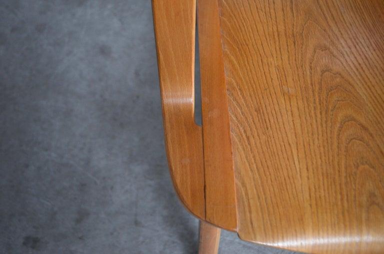 Peter Hvidt and Orla Mølgaard-Nielsen Ax Lounge Chair for Fritz Hansen For Sale 4