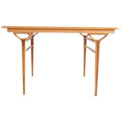 Peter Hvidt and Orla Molgaard-Nielsen AX Table, Denmark, 1950