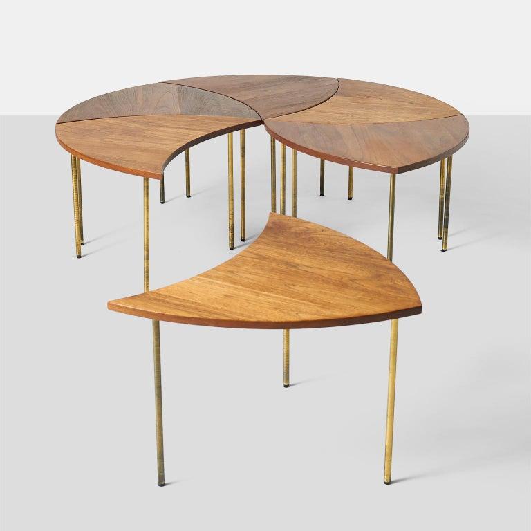 Danish Peter Hvidt Coffee Table Model #523 For Sale