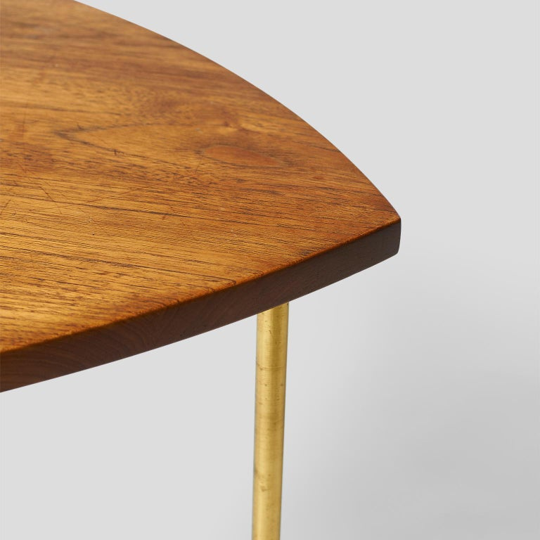 Mid-20th Century Peter Hvidt Coffee Table Model #523 For Sale