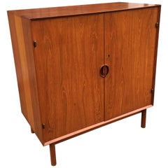 Peter Hvidt for John Stuart Teak 2-Door Cabinet