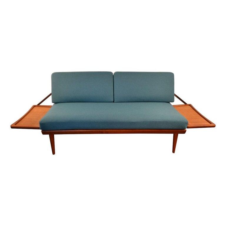 Mid-20th Century Peter Hvidt & Orla Mølgaard-Nielsen #451 Teak Sofa For Sale
