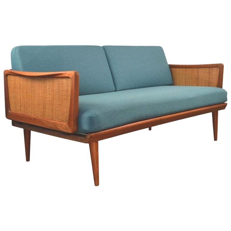 Peter Hvidt & Orla Mølgaard-Nielsen #451 Teak Sofa For Sale