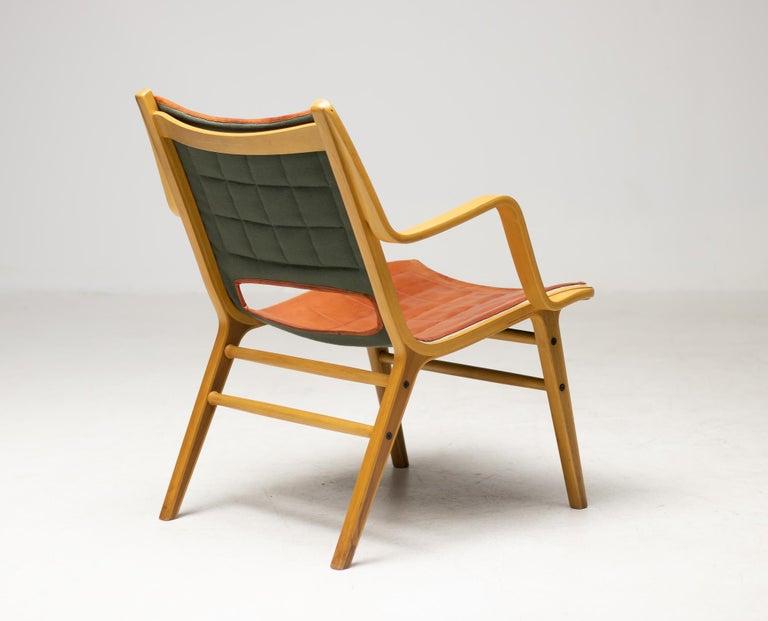 Scandinavian Modern Peter Hvidt & Orla Mølgaard-Nielsen AX Chair For Sale