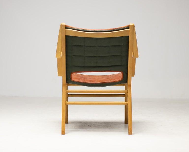 Danish Peter Hvidt & Orla Mølgaard-Nielsen AX Chair For Sale