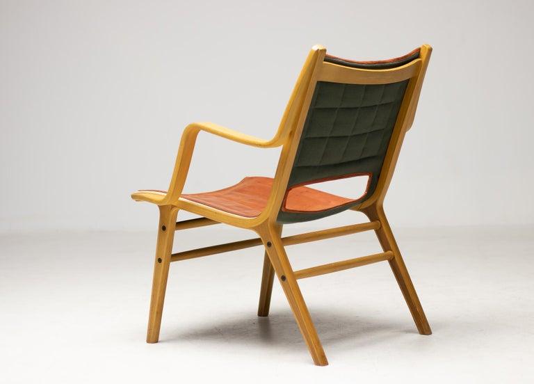 Mid-20th Century Peter Hvidt & Orla Mølgaard-Nielsen AX Chair For Sale