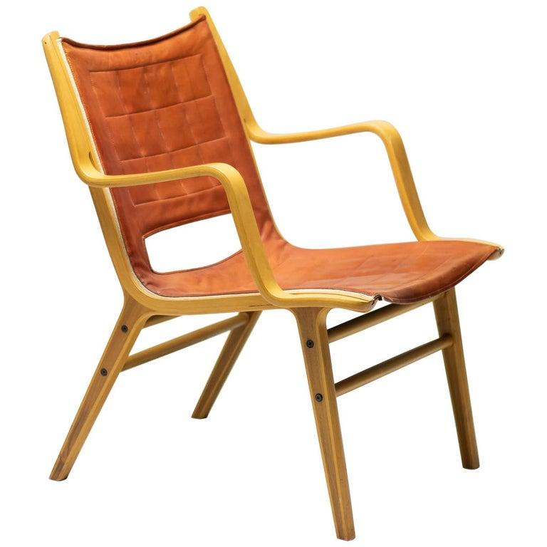 Peter Hvidt & Orla Mølgaard-Nielsen AX Chair For Sale