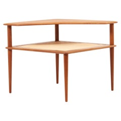 Peter Hvidt & Orla Mølgaard-Nielsen 'Minerva' Side Table, Denmark, 1950s