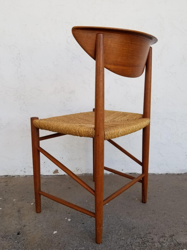 Danish Peter Hvidt & Orla Mølgaard-Nielsen Teak Dining Chairs Set 10
