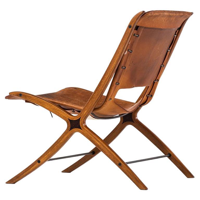Peter Hvidt & Orla Mølgaard-Nielsen x Easy Chair by Fritz Hansen in Denmark