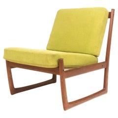 Peter Hvidt & Orla Molgaard for France & Son Teak Lounge Chair