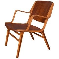 Peter Hvidt & Orla Molgaard Nielsen AX Chair for Fritz Hansen