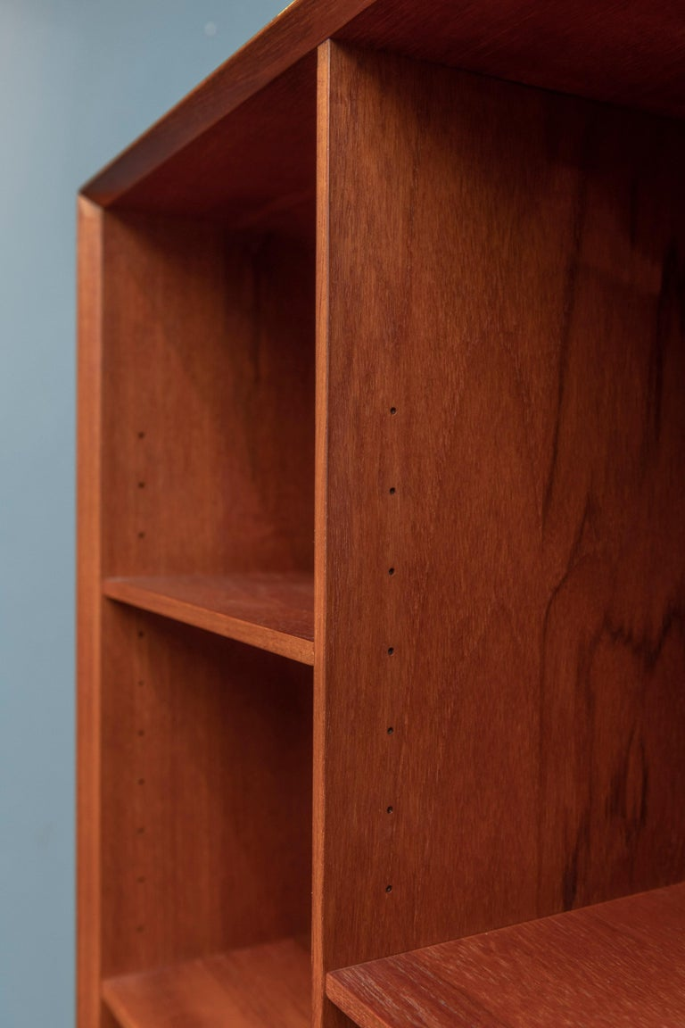 Peter Hvidt & Orla Molgaard Nielsen Bookcase Cabinet For Sale 4