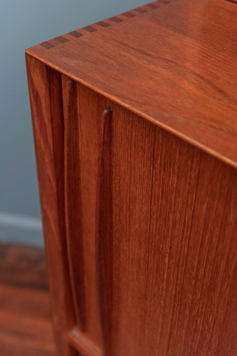 Peter Hvidt & Orla Molgaard Nielsen Bookcase Cabinet For Sale 5