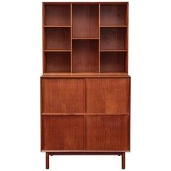 Peter Hvidt & Orla Molgaard Nielsen Bookcase Cabinet