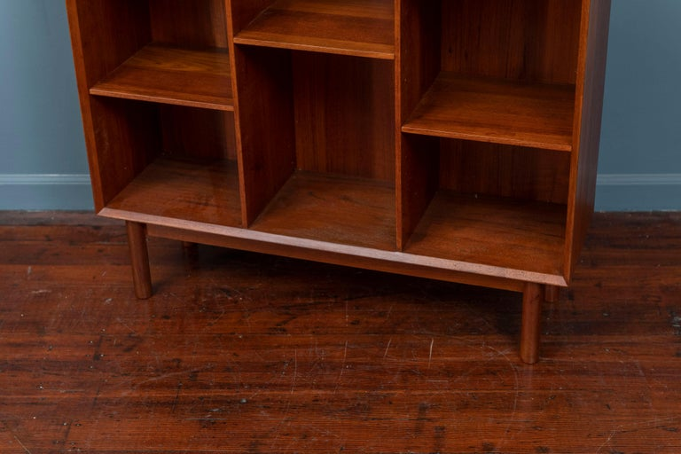 Scandinavian Modern Peter Hvidt & Orla Molgaard Nielsen Bookcase For Sale